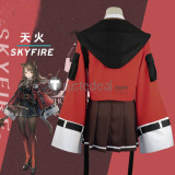 Arknights Skyfire Cosplay Costume