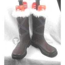 Sword Art Online Agil Andrew Gilbert Mills Cosplay Boots Shoes