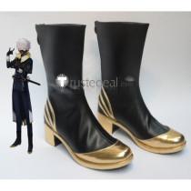 Touken Ranbu Nakigitsune Cosplay Boots Shoes