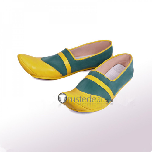 The Legend of Zelda Breath of the Wild Game Link Gerudo Female Cosplay Shoes