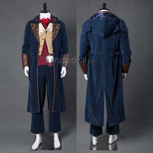 Assassin's Creed Arno Victor Dorian Cosplay Costume