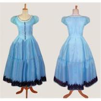 Alice in Wonderland Alice Elegant Dress Cosplay Costume