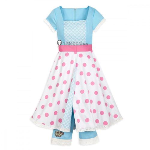 Disney Toy Story Bo Peep Holiday Cosplay Costume