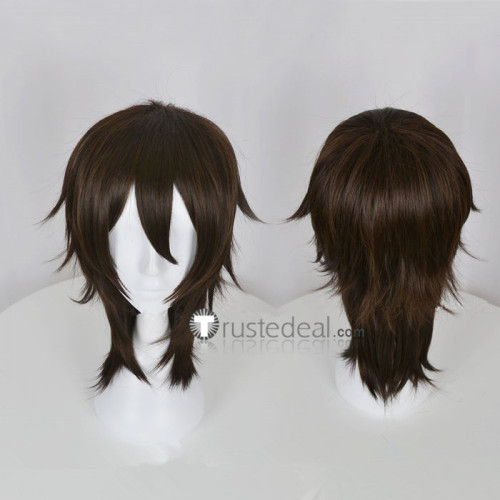 Persona 3 Shinjiro Aragaki Brown Cosplay Wig