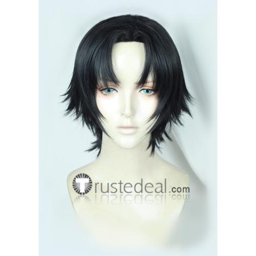 Devilman Crybaby Akira Fudo Black Cosplay Wig