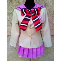 Ao no Exorcist Blue Exorcist Kamiki Izumo and Shiemi Moriyama School Girl Uniform Cosplay Costume2
