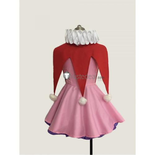 Shugo Chara Rima Mashiro Clown Drop Pink Cosplay Costume