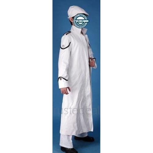 D.Gray-man Komui Lee cosplay costume(YC47)