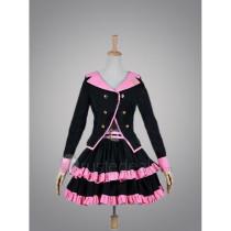 Vocaloid Hatsune Miku Project DIVA F Sweet Devil MIKU Cosplay Costume Set