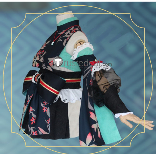 Onmyoji Kyuketsu Hime Cosplay Costume