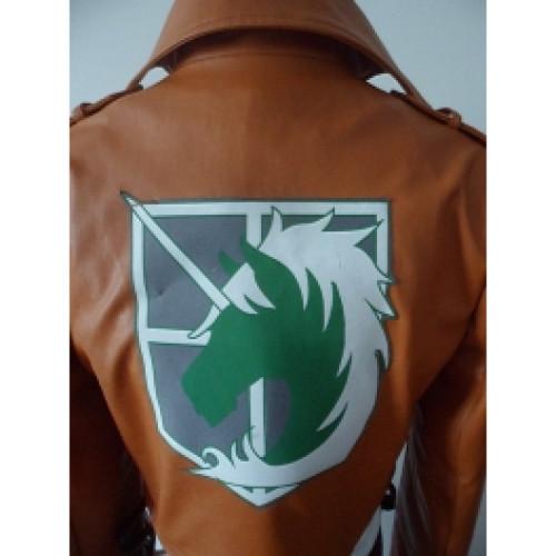 Attack on Titan Shingeki no Kyojin Military Police Brigade Annie Leonhart Cosplay Costume