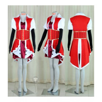 YuGiOh Akiza Izinski Cosplay Costume