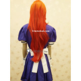Blend S Miu Amano Purple Maid Waitress Outfit Cosplay Costume