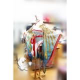 Onmyoji Ubume Kimono Cosplay Costume