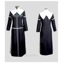 Toaru Majutsu no Index A Certain Magical Index Agnese Sanctis Nun Sisters Cosplay Costume