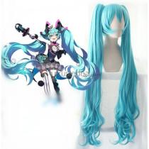 Vocaloid Hatsune Miku Magical Mirai 2019 Long Ponytails Cosplay Wig