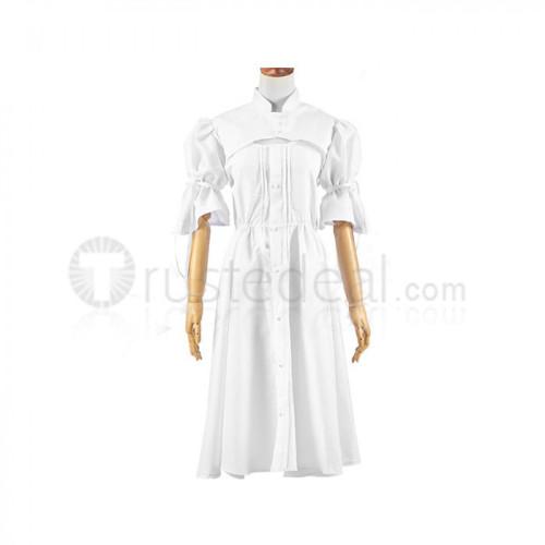 Yosuga no Sora Sora Kasugano White Daily Lolita Cosplay Dress