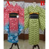 Kimetsu no Yaiba Demon Slayer Koyuki Kotoha Kimono Cosplay Costumes