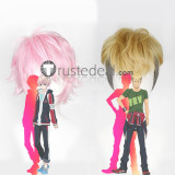 Skate Leading Stars Akimitsu Mochizuki Sota Jonouchi Pink Blonde Cosplay Wigs