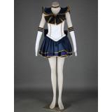 Sailor Moon Setsuna Meioh Sailor Pluto Cosplay Dress