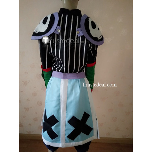 Fairy Tail Bickslow New Cosplay Costume 2