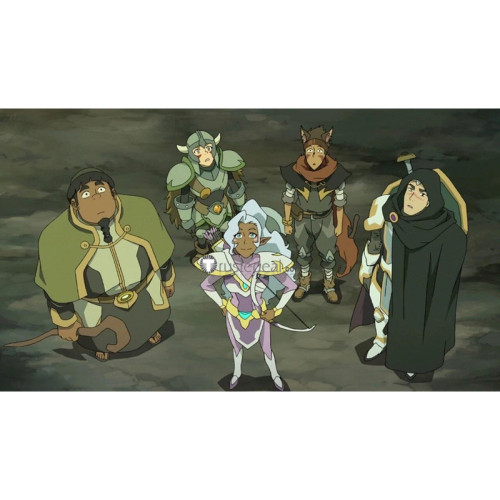 Voltron Legendary Defender Thief Fox Lance Hunk Monsters and Mana Cosplay Costumes