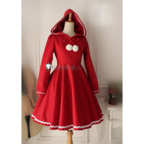 Little Red Riding Hood Lolita Cosplay Costume