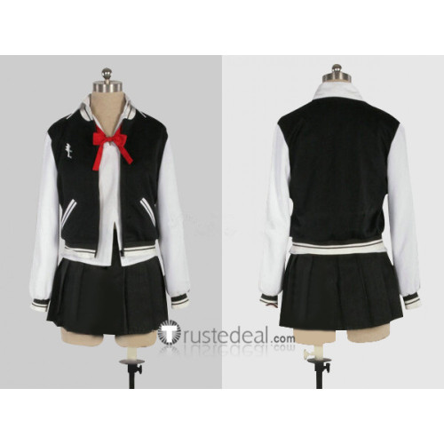 KILL la KILL Ryuko Matoi Black Baseball Uniform Cosplay Costume 1