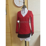 Steins;Gate 0 Luka Urushibara Red Cosplay Costume