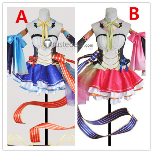 Re Life In A Different World From Zero Rem Ram Idol Version Cosplay Costumes