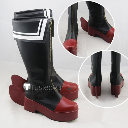 Azur Lane Ayanami Cosplay Boots Shoes
