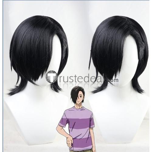 Jujutsu Kaisen Sorcery Fight Junpei Yoshino Noritoshi Kamo Utahime Iori Black Purple Cosplay Wigs
