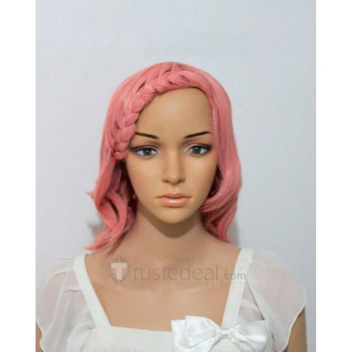 Blood C Nono Motoe Pink Cosplay Wig