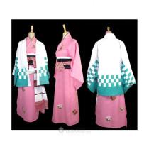 Blue Exorcist Moriyama Shiemi Kimono Cosplay Costume