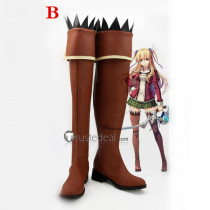 The Legend of Heroes Alisa Reinford Cosplay Shoes Boots