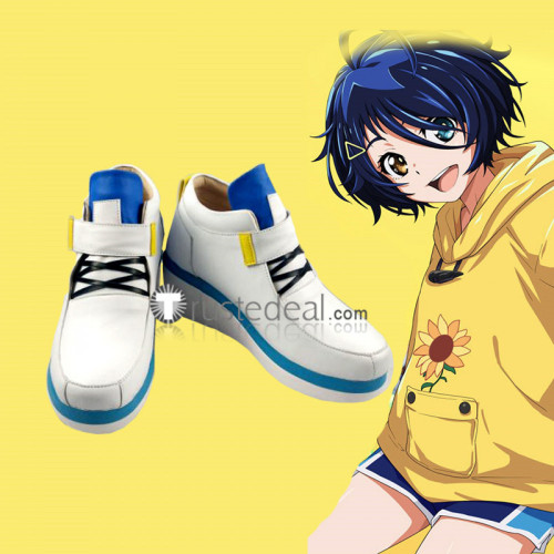 Wonder Egg Priority Ai Ohto Cosplay Boots Shoes