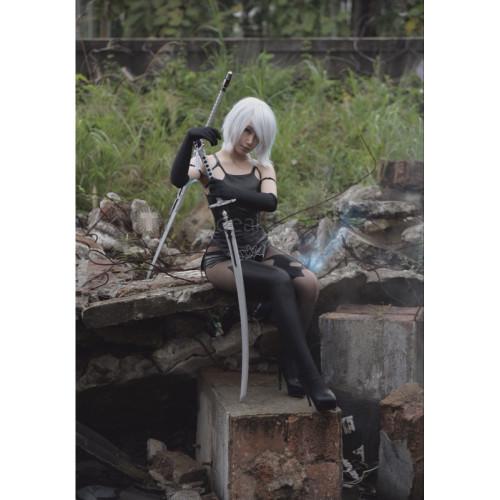 Nier Automata A2 Black Cosplay Costume