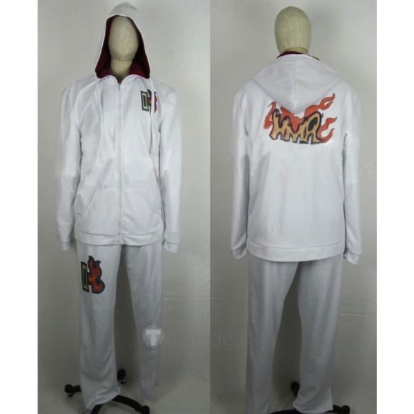 K Rikio Kamamoto Hoodie Printed Cosplay Costume