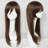 Kaichou wa Maid Sama Ayuzawa Misaki Brown and Black Cosplay Wig
