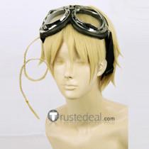 Axis Power Hetalia Canada Cosplay Wig