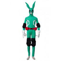 My Hero Academia Boku no Hero Academia Izuku Midoriya Suit Cosplay Costume