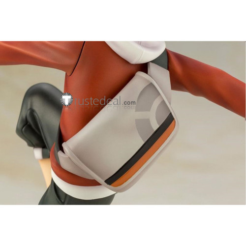 Pokemon Gold and Silver Trainer Ethan Red Cosplay Costume