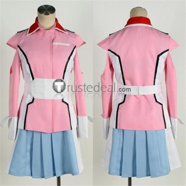 Gundam Seed Destiny Stella Loussier Military Uniform Cosplay Costume