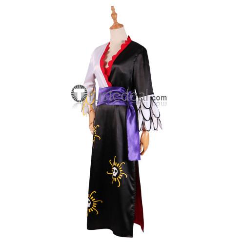 One Piece Stampede 2019 Movie Boa Hancock Cheongsam Cosplay Costume