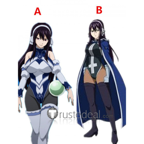 Fairy Tail Ultear Milkovich Cosplay Boots Shoes