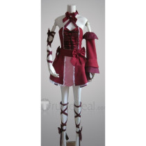 Vocaloid Hatsune Miku Project Diva Romeo and Cinderella Vintage Cosplay Costume