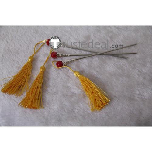 Gintama Kagura Hair Pin Cosplay Accessories