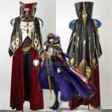Code Geass Knight of Zero Suzaku Kururugi Cosplay Costume