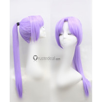 That Time I Got Reincarnated as a Slime Shion Purple Ponytail Cosplay Wig