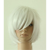 No.6 Shion White Cosplay Wig